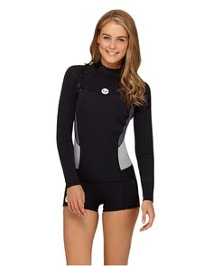 61f9090009 NEW ROXY™ Ladies XY Collection 2 2mm Long Sleeve Springsuit Wetsuit MORE  COLORS