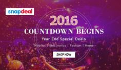 2016 Countdown Begins Year End Special Deals Hurry Grab The deals @ http://goosedeals.com/home/details/snapdeal/114628.html