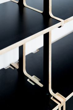 Spacio Terreno - La Consola Customizable Wall Unit