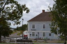 Raahe Museum. - Northern Ostrobothnia province of Finland - Pohjois-Pohjanmaa