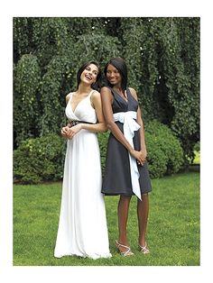 Hot Sell Satin Strapless Neckline Wedding Bridesmaid Dresses Long A-line Skirt AB1210
