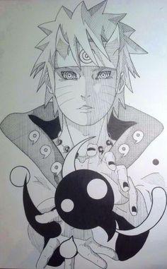 Naruto - Rikudou Mode *i'm in love*