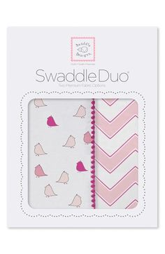 Free shipping and returns on Swaddle Designs 'Swaddle Duo' Receiving & Swaddling Blankets at Nordstrom.com. Two different swaddling blankets comprise a set that suits baby's swaddling needs depending on their mood. An Ultimate Receiving Blanket spun from a premium flannel is suited for cooler temperatures, while a Marquisette Swaddling Blanket features an open weave for warmer environments.