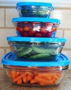 use 'em BPA-free glass storage containers. Freezer, microwave and dishwasher safe.