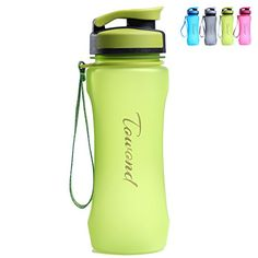 I just used this last weekend  Towond 20oz/600ml Sports Tritan Water Bottle BPA-Free with Filter Flip Top – Leak Proof Light Weight – Stay Closed in Outdoors Travel Backpack follow this link click here http://bridgerguide.com/towond-20oz600ml-sports-tritan-water-bottle-bpa-free-with-filter-flip-top-leak-proof-light-weight-stay-closed-in-outdoors-travel-backpack/ for much more detail about it. Thanks and please repin if you like it. :)