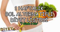 alternatif diyet listesi Weight Loss Tips, Food And Drink, Diet, Healthy, Women, Tv, Television Set, Losing Weight Tips, Health