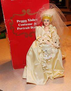 Vintage Peggy Nisbet Princess Diana Doll.