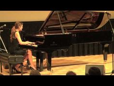 Watch Lola Astanova Perform Live with Byron Janis