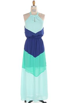Bora Bora Honeymoon Maxi Dress – Pree Brulee