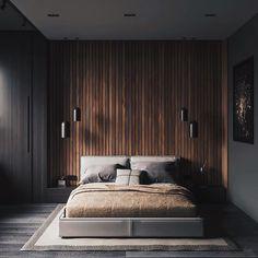 Beautiful Home Interior Minimal Interior Design Inspiration Luxury Bedroom Design, Modern Master Bedroom, Master Bedroom Design, Home Decor Bedroom, Modern Mens Bedroom, Masculine Master Bedroom, Bedroom Ideas, Modern Minimalist Bedroom, Bedroom Country