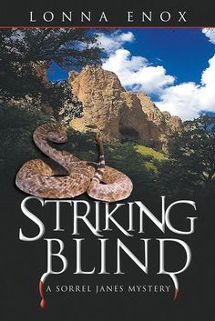 """Striking Blind: A Sorrel Janes Mystery"" Review!  ""What a read! Lonna has done it again. I couldn't put this book down. Her writing style and they way she delivers a story is wonderful! I was sucked back in to the world she created with Sorrel and Reed. I have recommended this series to a lot of friends. Thanks for a terrific story!"" - S. Hatfield https://www.amazon.com/Striking-Blind-Sorrel-Janes-Mystery/dp/0997742453/ref=tmm_pap_swatch_0?_encoding=UTF8&qid&sr"