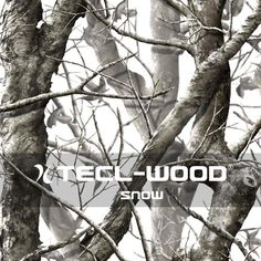 #New #TECLWOODCamo TECL-WOOD Snow Camo Pattern
