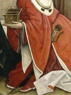 Juan de Flandes - The Adoration of the Magi
