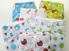 Heavy Wetter package-$87.50  Kawaii Diapers
