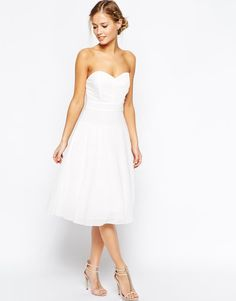 TFNC | TFNC Debutante Midi Dress at ASOS