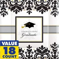 Black and White Graduation Party Supplies - Party City