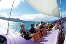 Cruise Whitsundays Sailing #ecotourism #Queensland #Australia
