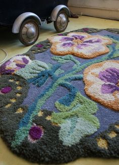1000 images about rug hooking on pinterest rug hooking rugs and hand hooked rugs. Black Bedroom Furniture Sets. Home Design Ideas