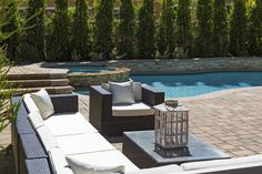 Wouldn't mind spending the day by this pool side!   See what else this home has to offer at: http://westlakevillage.evusa.com/en/listing/216003711-5324-via-jacinto-thousand-oaks-ca-91320/