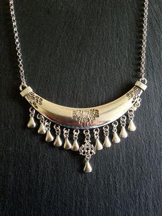 Boho Necklace Bohemian necklace  Long by MysticJewelsTrinkets
