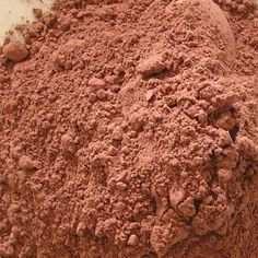 Red Clay White Clay (Kaolin) Clay is extremely mineral-rich which is why it's so good for the skin. Various types can be used in creating masks, face and body cleansers, and body powders. When used in masks it has remarkable absorbent powers. As it dries it actually raises the temperature of the skin, encouraging toxin and excess sebum removal.  Red Clay: best suited for cleansing and toning normal skin.