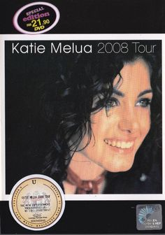 KATIE MELUA Collection 2008 Tour Live At Rotterdam DVD NEW Region All Free Ship