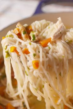 Ramen has never looked so classy. Get the recipe fromDelish.