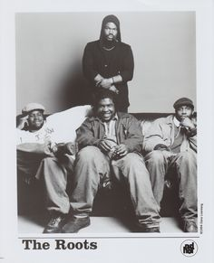 The Roots. Back in the diz-ay, look at Questo!  lol...