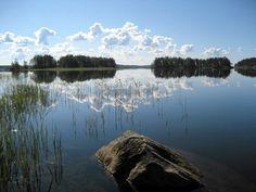 Saimaa, Finland. Photo by Eija Javanainen