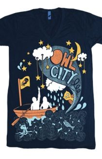 ANY AND ALL Owl City merch is AMAZING..but this shirt is my favorite.