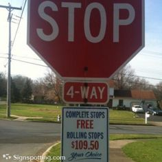 stop sign humor | stop-sign-1