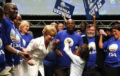 As preliminary election results show a landslide victory for the Democratic Alliance (DA) in the Western Cape, its rival the ANC, has conceded defeat in that province