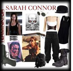 sarah connor style | Tumblr | terminator