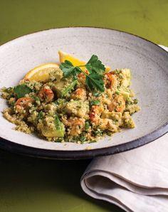 Crawfish, Avocado & Quinoa Salad • Louisiana Life • March/April 2014