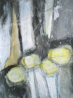 "Eden Some. Original Fine Art OOAK Contemporary Mixed Media Painting 11.7x16.5 ""Warrior"""
