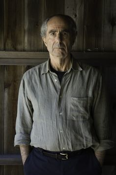 Philip Roth. Check out Brigette's review of Edmund White's Inside A Pearl: My Years In Paris here: http://chaptersandscenes.wordpress.com/2014/08/01/brigette-reviews-inside-a-pear-my-years-in-paris/