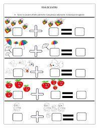 Imagini pentru fise de lucru clasa pregatitoare Dyslexia Activities, Kindergarten Math Worksheets, Preschool Activities, Numbers Preschool, 1st Grade Math, Math For Kids, Mathematics, Professor, Teaching Kids