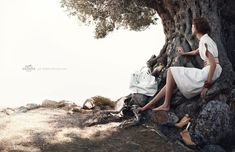 Hermes S/S '12 Ad Campaign > photo 1843681 > fashion picture