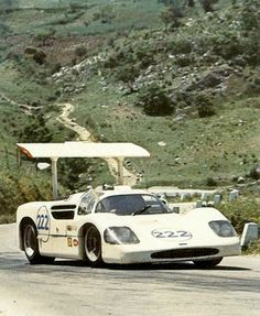 Chaparral 2F @ Targa Florio 1967