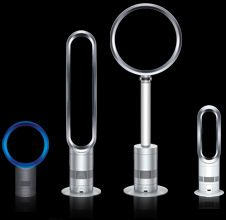 Dyson Fan's. Would Love to get one of this fans one day..they just look so kool! haha  (they also have a heat setting!)