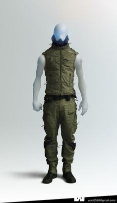 WAR : Character Design on Behance