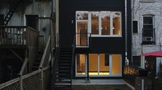 Tighthouse, by Architecture firm Fabrica718, is the very first Passive House to be located in New York City. Based on an existing row house that is over a hundred years old, it has been extensively retrofitted to meet the exacting Passive House standard.