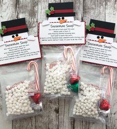 Christmas Class Treats, Christmas Craft Fair, Christmas Favors, Christmas Love, Christmas Cookies, Christmas Ideas, Diy Holiday Gifts, Homemade Christmas Gifts, Holiday Treats