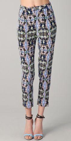Love these Tibi pants