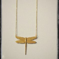 Collar libélula http://elbauldepaz.tictail.com