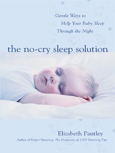"Helping baby to sleep without ""crying it out"""