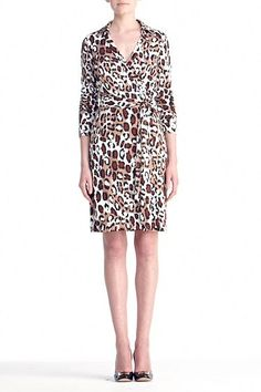 DVF:  Limited Edition New Jeanne Two Dress