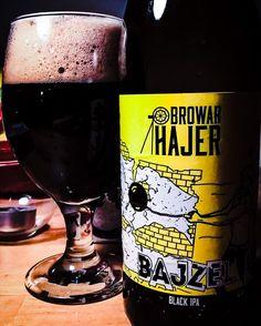 "Browar Hajer – ""Bajzel"" Black Ipa, Craft Beer, Instagram Posts, Crafts, Manualidades, Handmade Crafts, Arts And Crafts, Craft, Artesanato"