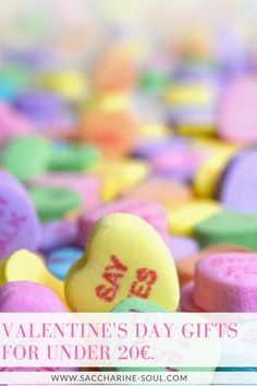 Broke but want to give something nice to your significant other? Keep Valentine's Day on a budget with these awesome Valentine's Day Gifts for under 20€!
