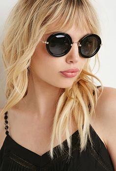 Round Frame Sunglasses | Forever 21 | #f21accessorize